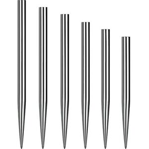 Mission Glide Silver Steel Points - 30mm - 40mm