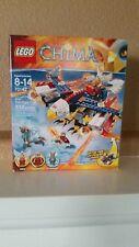 LEGO -NIB~ Legends of Chima #70142 - Eris Fire Eagle Flyer