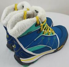 MERRELL APOLLO BLUE Womens Warm/Dry 200 Gram Insulation Snow fury boots Sz 7.5
