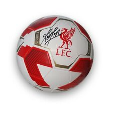 More details for kevin keegan signed liverpool football