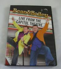 Bean & Bailry Live from the Capitol Theatre DVD Southern Comedy Knoxville TN