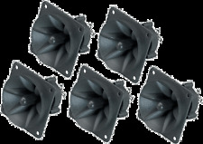 5 X SQUARE PIEZO HORN TWEETER DISCO PA HiFi Speaker 85mm x 85mm 900.298