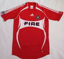 Chicago Fire 2005 Adidas Climacool Jersey Size M
