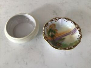 Two Noritake early 20th century small bowls in very good condition
