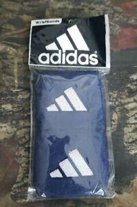 Unisex Adidas Blue Wristbands