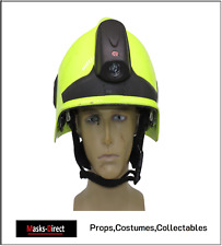Rosenbauer Heroes Extreme Fire Helmet With Working Tourch,Fully Adjustable.