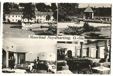 Vintage Moorbad Neydharting Austria Multi-view Real Photo Postcard