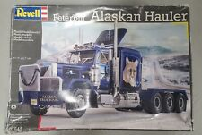 1/25 Revell Germany Peterbilt Alaskan Hauler Truck Plastic Model Kit 07545