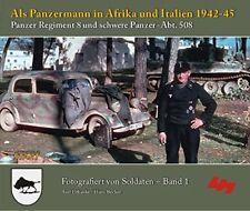 Als Panzerman in Afrika und Italien 1942-1945, Panzer Regiment 8 Panzer-Abt. 508