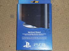 Sony Playstation 3 PS3 Super Slim Consola de base Soporte Vertical oficial nuevo