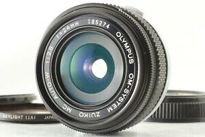 [Mint W/Filtro] Olympus Om-System Zuiko Mc Auto-W 24mm F/2.8 Da Giappone