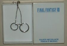 Final Fantasy Ⅷ 8 Squall Rinoa Silver Ring Necklace Square 1999 Enix Official