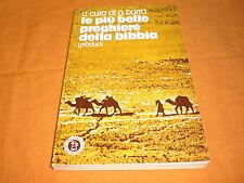 a cura di Q. Barra, Le più belle preghiere della bibbia, Gribaudi  1970