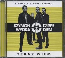 SZYMON WYDRA & CARPE DIEM teraz wiem (CD)