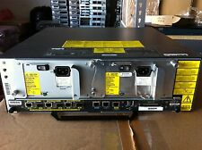 CISCO 7206VXR w/ NPE-G2  2GB Dram Dual AC Power, 7206 VXR 7200VXR 7200 NPE G2