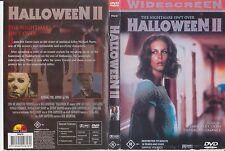 DVD * Halloween II * 1981 Force Video Issue - Jamie Lee Curtis Cult Horror Movie