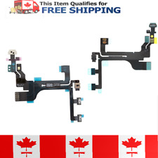 iPhone 5c Power On Off Mute Volume Control Flex Cable