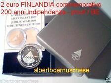 2 Euro 2009 Proof Finnland/ Finlandia independencia autonomia PP