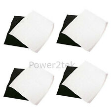 4 x Pelgrim Cooker Hood Extractor Vent Grease & Charcoal Filters Saturation Indi