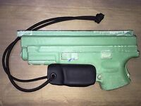 Kydex Trigger Guard for XD Service Model 4 Inch