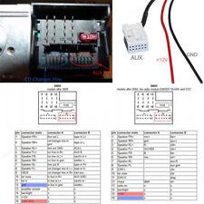 Car Bluetooth Radio Stereo AUX Adapter Receiver Filter For BMW E60 E61 E62 MINI