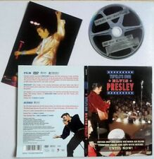 As New! Elvis Presley - Tupelo's Own DVD + Booklet