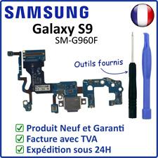 NAPPE DOCK FLEX CONNECTEUR USB DE CHARGE + MICRO SAMSUNG GALAXY S9 G960F OUTILS