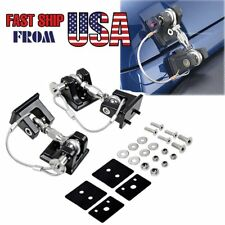 Hood Latches Catch Locking Buckle Hold Down for Jeep Wrangler JK Unlimited 07-17