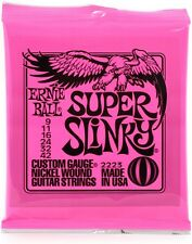 Ernie Ball 2223 Super Slinky Nickel Wound Electric