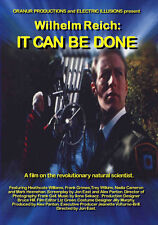 Wilhelm Reich: It Can Be Done DVD, Short Drama, on Reich, FDA book-burning NEW