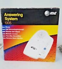 AT&T 1305 ANSWERING MACHINE