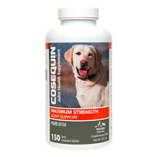 Cosequin 150 Plus MSM chewable maximum strength Joint Health supplement for Dogs