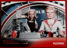 FIREBALL XL5 - Foil Chase Card F2 - PILOTING - GERRY ANDERSON COLLECTION 2017