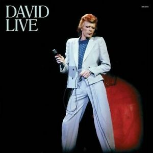 David Bowie - David Live At The Tower Philadelphia (New CD)