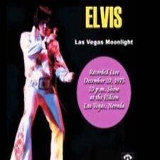 Elvis Presley - LAS VEGAS MOONLIGHT - CD - New Original Mint