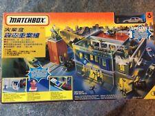 Matchbox Action System Police Station
