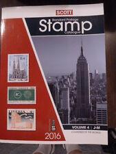 Scott Stamp Catalog 2016 Vol 4
