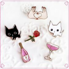 Cartoon Cactus Corsage Collar Brooch Pins Enamel Badge Accessory Jewelry Gift 1*