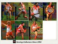 Stuart MAXFIELD Sydney 98 1996 Select Classic Metal Silver
