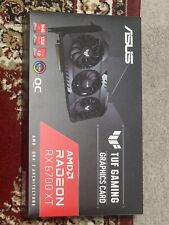 ASUS TUF Gaming AMD Radeon RX 6700 XT OC Edition Graphics Card