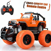 Wireless Remote Control Toy Car Off-road Vehicle Children Kids Boy Toy  NEW