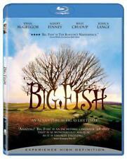 Big Fish Blu-Ray 2007 Brand New Fast Shipping