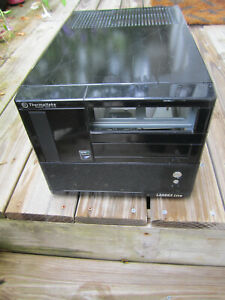 Thermaltake Lanbox Lite Black w/ Window VF6000BWS AMD Intel MicroATX HTPC