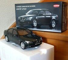 1/18 BMW 545i Sedan (E60) KYOSHO, 5 SERIES / Série 5 / 5er, Vert foncé (GREEN)