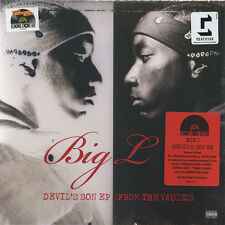 """Big L - Devil's Son EP (From The Vaults) 12"""" LP 2017 RECORD STORE DAY RSD"""