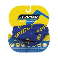 Apico Factory Racing Trial Enduro Moteur Moto Cou Chauffant Écharpe Tube