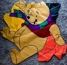 Disney Winnie the Pooh Fall Blustery Day Windsculpts Outdoor FLAG
