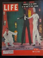 Life Magazine Leslie Caron in Daddy Long Legs May 1955