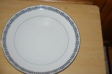 "Majestic by Treasure Chest China # 3001 10 3/8"" Dinner Plate Elegant Design"