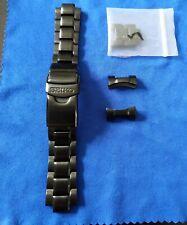 Seiko Sumo Black Bracelet / Uhrenband